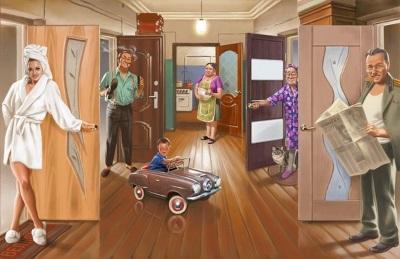 Покупка комнаты в коммуналке