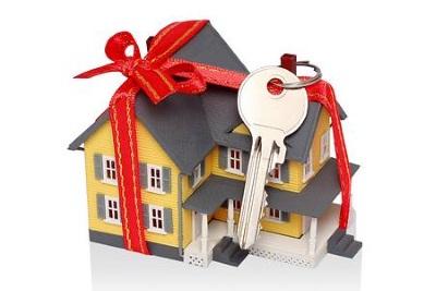 Где оформить дарение квартиры?