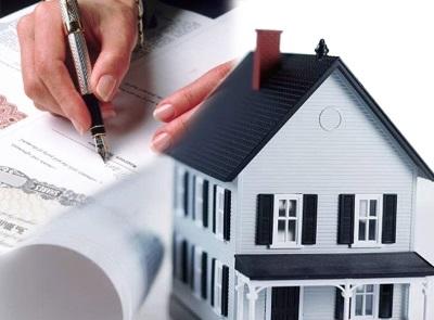 Прописка в квартире-ипотека