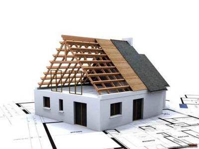 Строящийся дом-покупка