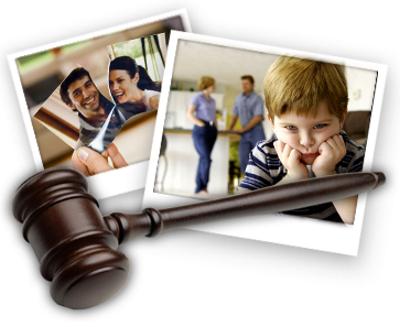 Выписка ребенка из спорного жилья