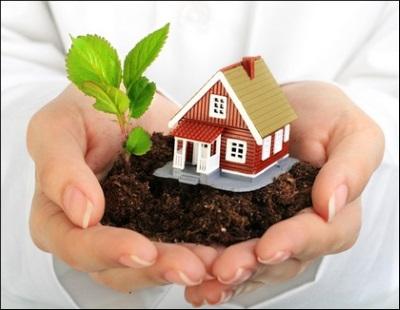 Каким образом оформляется земля под частным домом