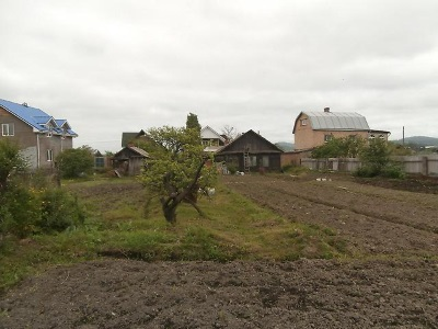 Земельный участок-дарение