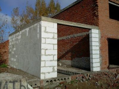 Гараж-строительство