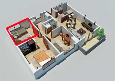 Как оценить долю в квартире