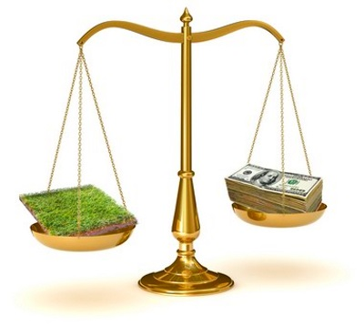 Оценка стоимости земли-кадастр