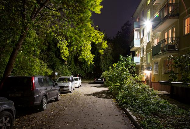 Нет освещения во дворе куда жаловаться