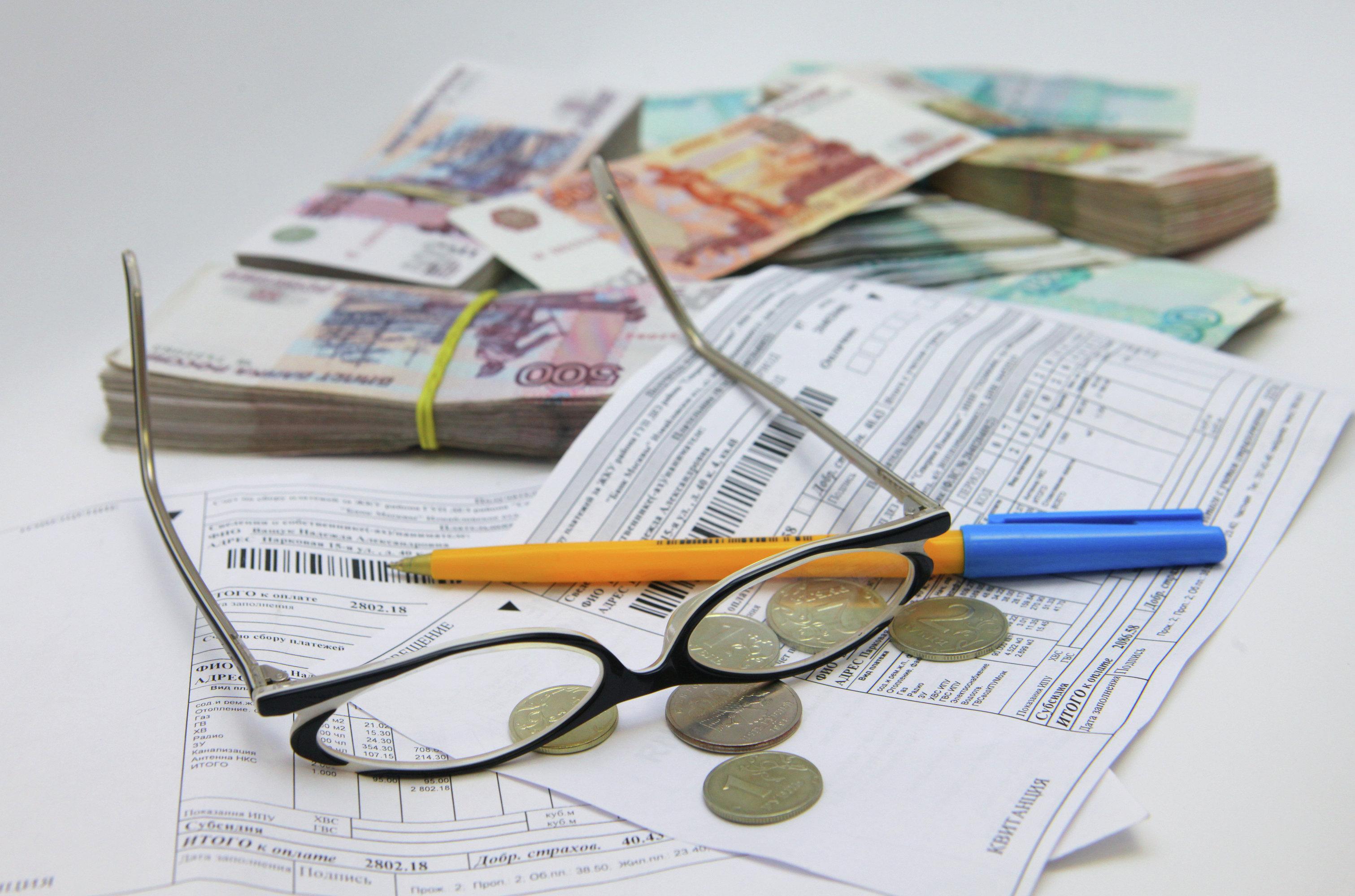 Как выглядит образец платежного поручения по коммунальным платежам
