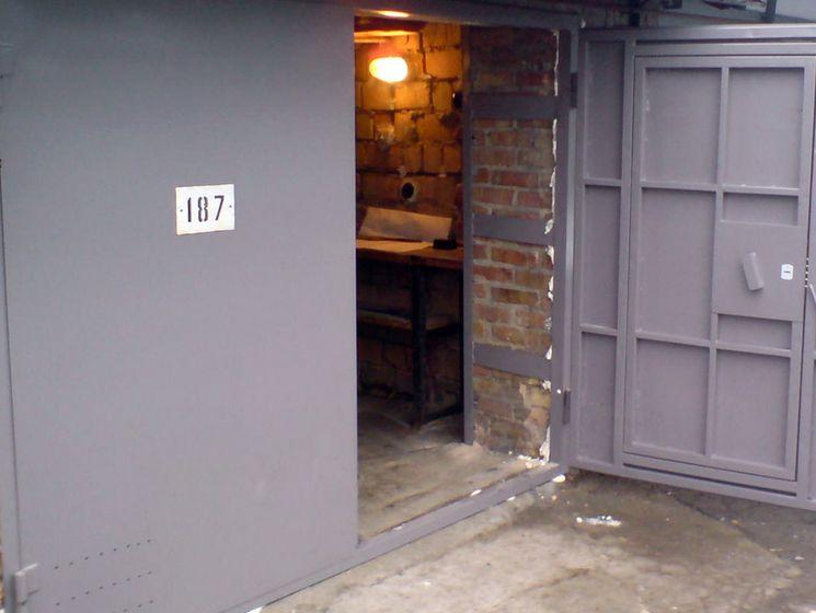 Жилой дом из гаража