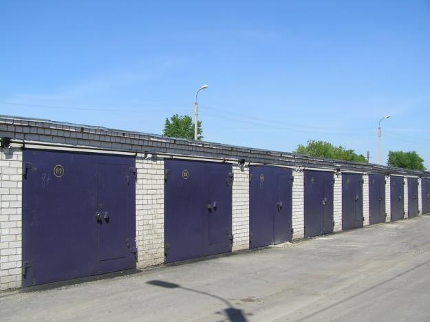 Специальные нормативные правила гаражного кооператива