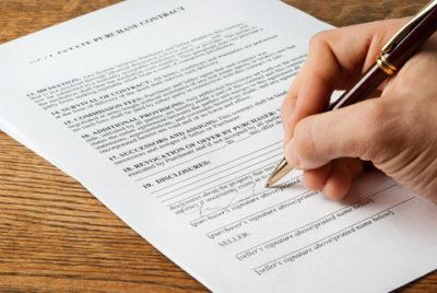 Заключение договора аренды квартиры между физическими лицами