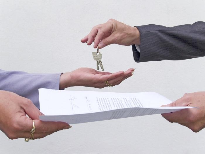 Договор безвозмездного найма квартиры между физическими лицами образец