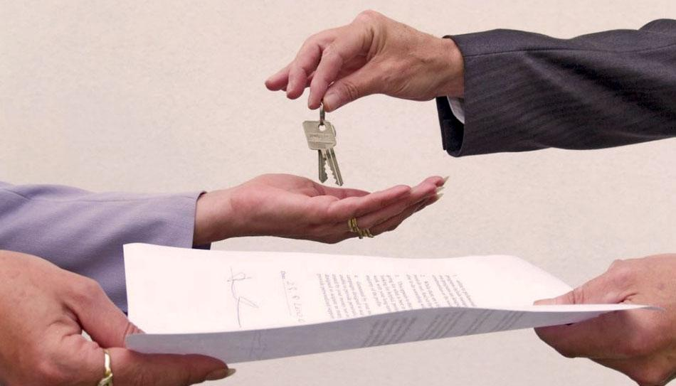 Акт сдачи квартиры арендодателю (Приложение № 3)